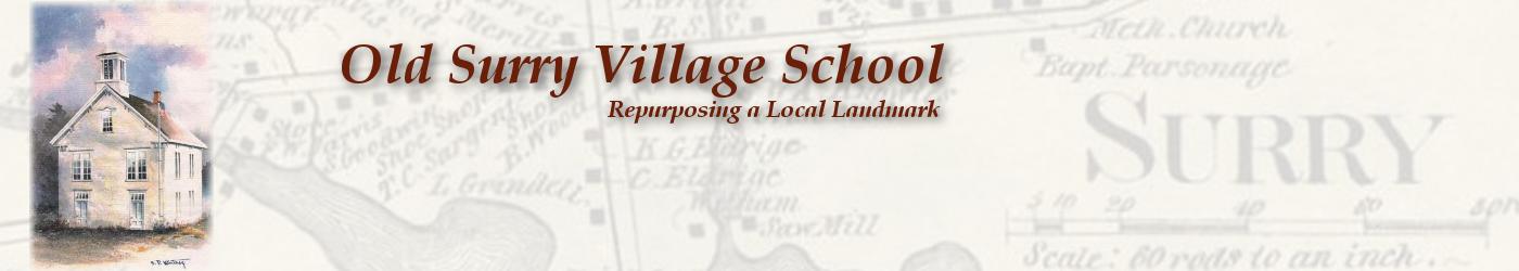 Old Surry Village School